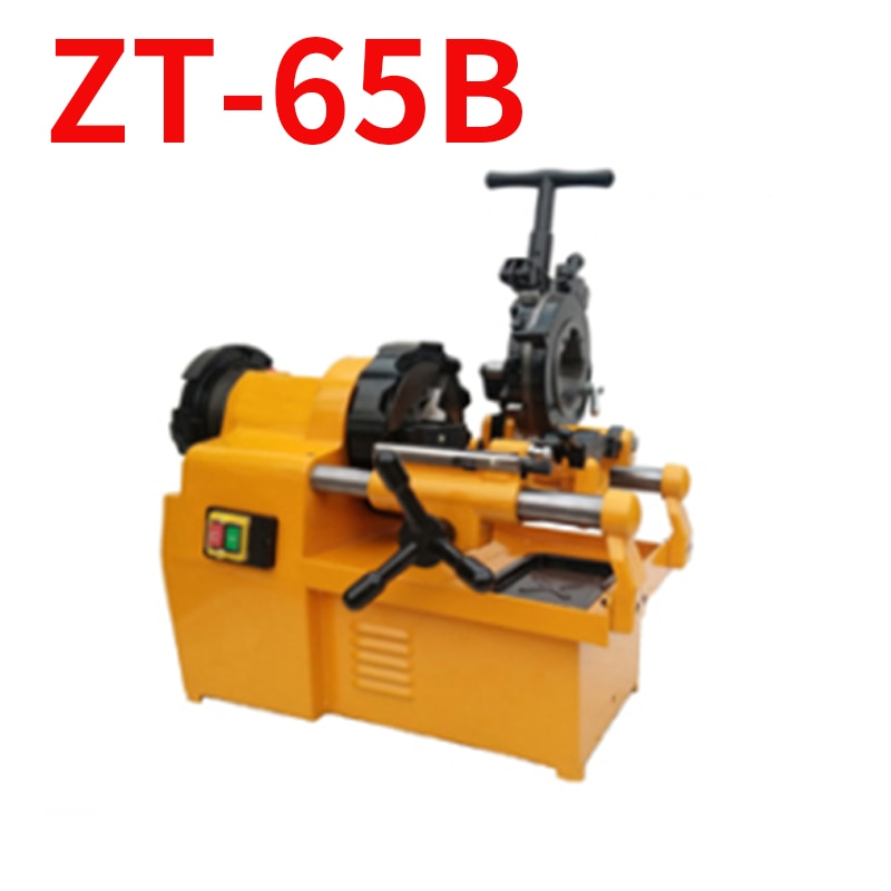 آلة كهربائية متعددة الوظائف لقطع الأنابيب والخيوط ، فتاحة أسنان لأنابيب المياه ، 220 فولت