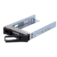 Nueva bandeja de disco duro SAS/SATA de 2,5 pulgadas HDD Caddy para IBM Thinksystem ST550 SR550 SR650 SR850 HDD Enlcosure