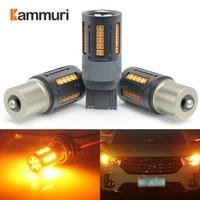 kammuri p21w ba15s 1156 led lamp canbus no hyper flash py21w bau15s 1156py 7440 t20 for car turn signal light for mazda 3 cx9