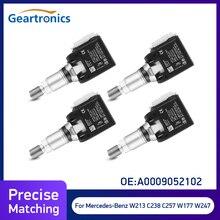 4PCS A0009052102 0009052102 For Mercedes-Benz E-Class W213 CLS 433 MHz sensors Car Tyre Pressure Sen