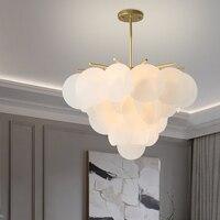 רומנטי פוסט מודרני תליון מנורות דגם חדר עגול אקריליק גיליון סלון חדר אוכל roomFlower צורת תליון אורות