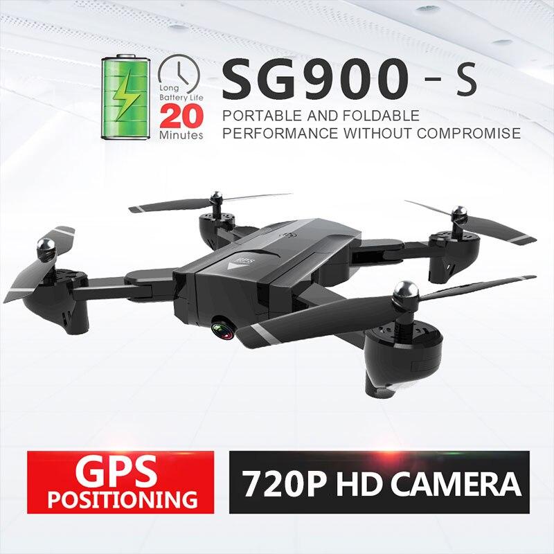 Cool 2,4G 4CH 4 eje de 720P Cámara UAV larga vida RC Drone regalo GPS juguete al aire libre juego de niños 2,4G 4CH 6-Axis 720P Quadcopter