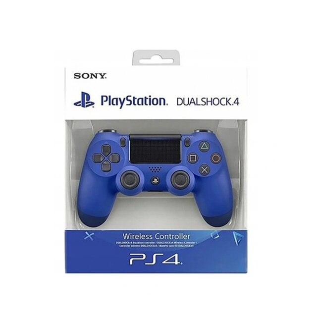 100% Original Sony PS4 joystick Bluetooth wireless gamepad controller PS4 gamepad controller wireless Bluetooth gamepad + box 4