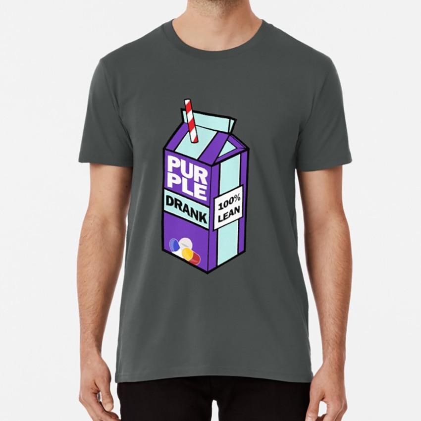 Purple drank bottle / brick T shirt purple drank purple drank lean lyrical lemonade style lifestyle drink rap us