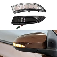 2ps dynamic turn signal blinker sequential side mirror indicator light lamp for ford fiesta mk7 b max 2009 2020