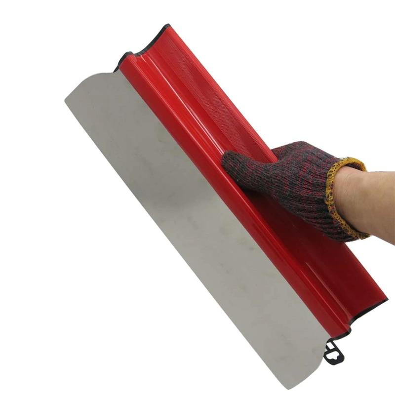 Skimming Blade Set 40cm,60cm,80cm,100cm Blades Extension Handle spatulas Set practical Taping Tools Drywall Master Tools set enlarge