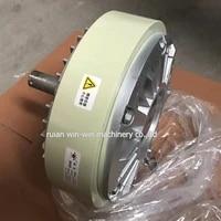 shengtai fz50s 50n m 2a single shaft magnetic powder brake for slitting machine flexo printing machine