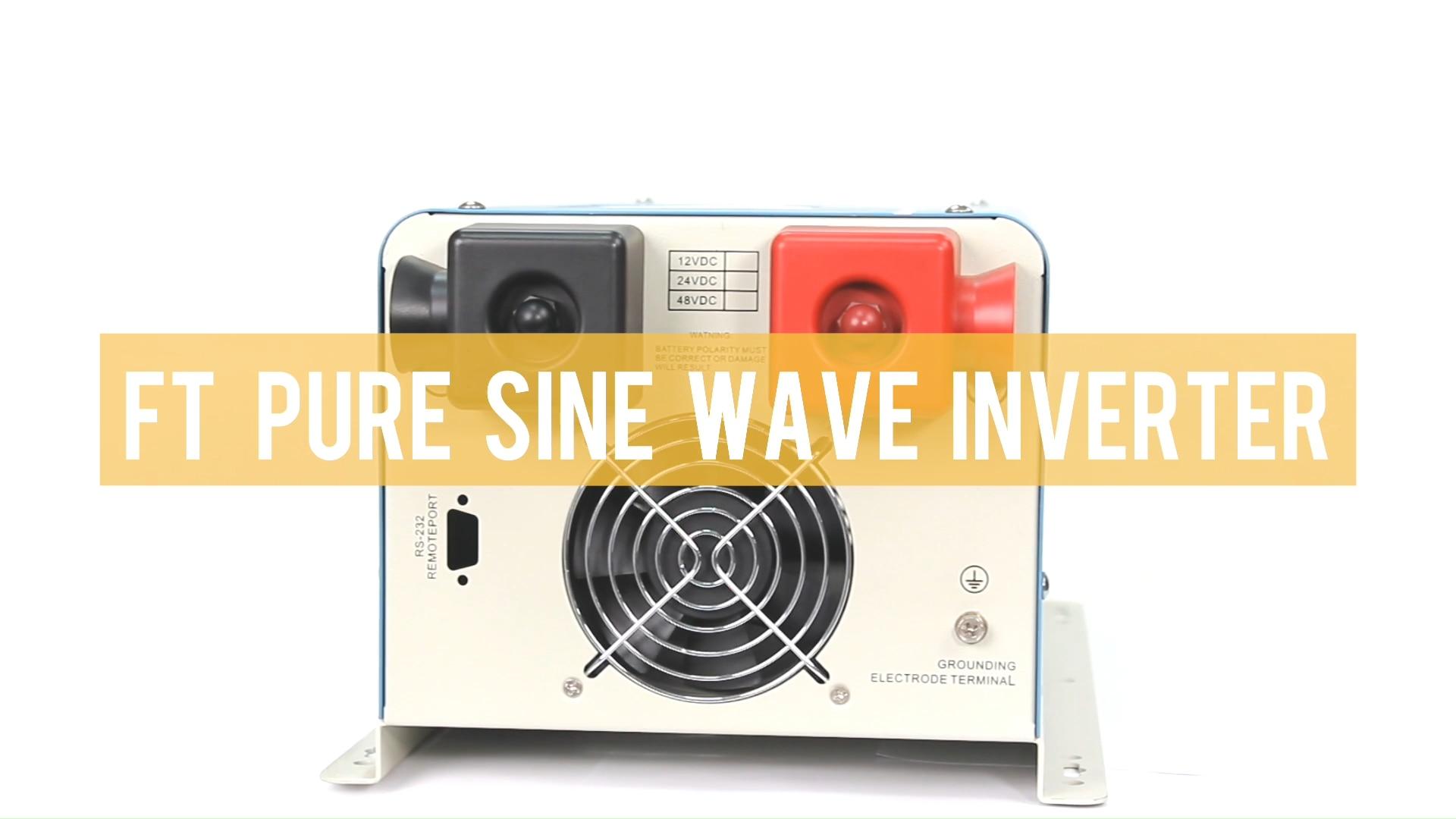 سيندي عالية الجودة تردد 3KW الشمسية نقية شرط لموجة العاكس