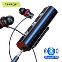 Essager Bluetooth 5,0 приемник для наушников 3,5 мм беспроводной адаптер Bluetooth Aux аудио музыкальный передатчик для наушников
