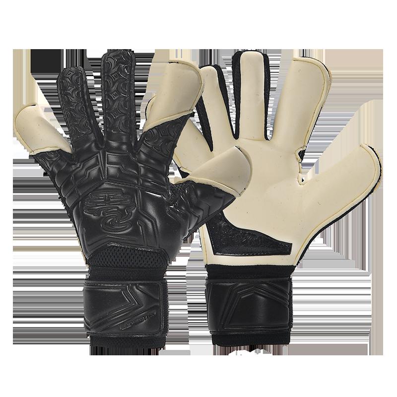 2021 New Football Goalkeeper Gloves Non-Slip Professional Soccer Goalkeeper Gloves Adult Children Luxury Latex Glove Training