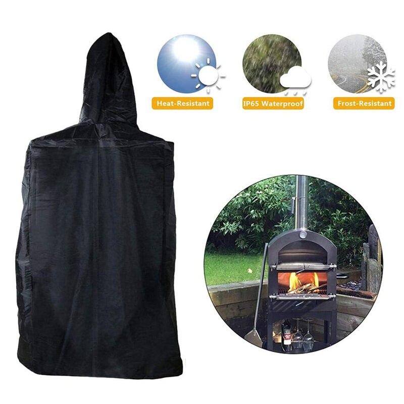 غطاء غبار لفرن البيتزا ، أثاث الحدائق ، أغطية مقاومة للماء عالية الجودة للأماكن الخارجية ، الفناء ، أدوات المطبخ U3