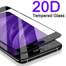 Закаленное стекло 20D 9H для Xiaomi Mi 6X, Защита экрана для Xiomi Redmi Note 6 Pro 6A Xiami Mi6 X Xaomi Mi6x, защитная пленка