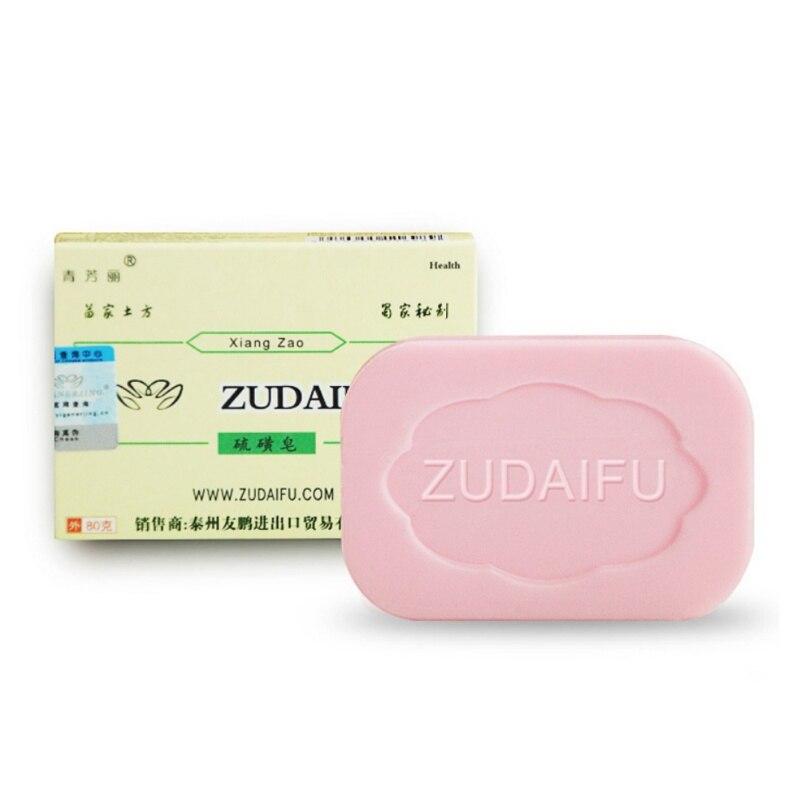 Anti Fungus Bath Healthy Body Soaps Sulfur Soap Skin Conditions Acne Psoriasis Seborrhea Eczema Natural Non Damaged