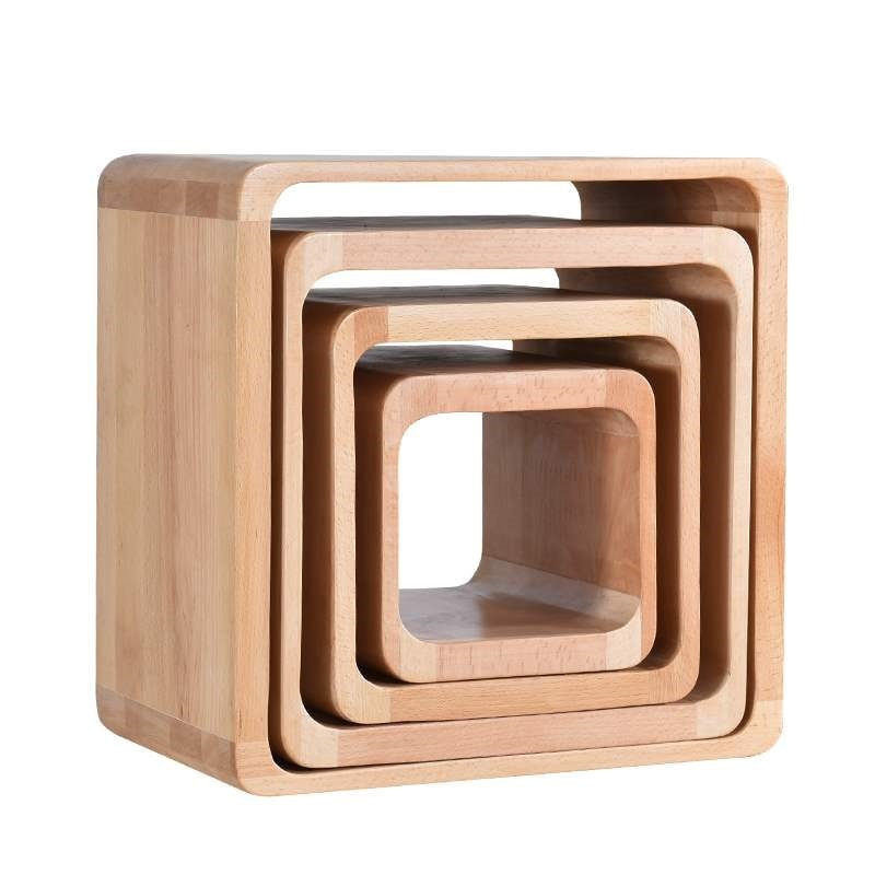 Solid Wood Stool Fashion Small Bench Mini Creative Stool Small Square Stool Shoes Bench недорого