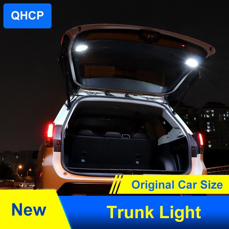 QHCP luz LED para maletero de coche, luz LED para maletero de carga, gran luminosidad, gran alcance, apto para Subaru Forester 2019