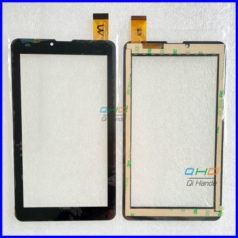 Nuevo reemplazo de la pantalla táctil capacitiva de la tableta de 7 pulgadas para el Sensor de pantalla externa del digitalizador 3G de Navon Platinum