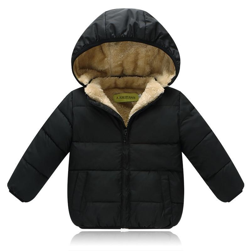 ZWF1250 الأطفال الشتاء أسفل معطف الملابس السترات الدافئة الفتيان الفتيات ملابس الاطفال مقنعين 4-14 سنوات المراهقين ملابس خارجية معطف