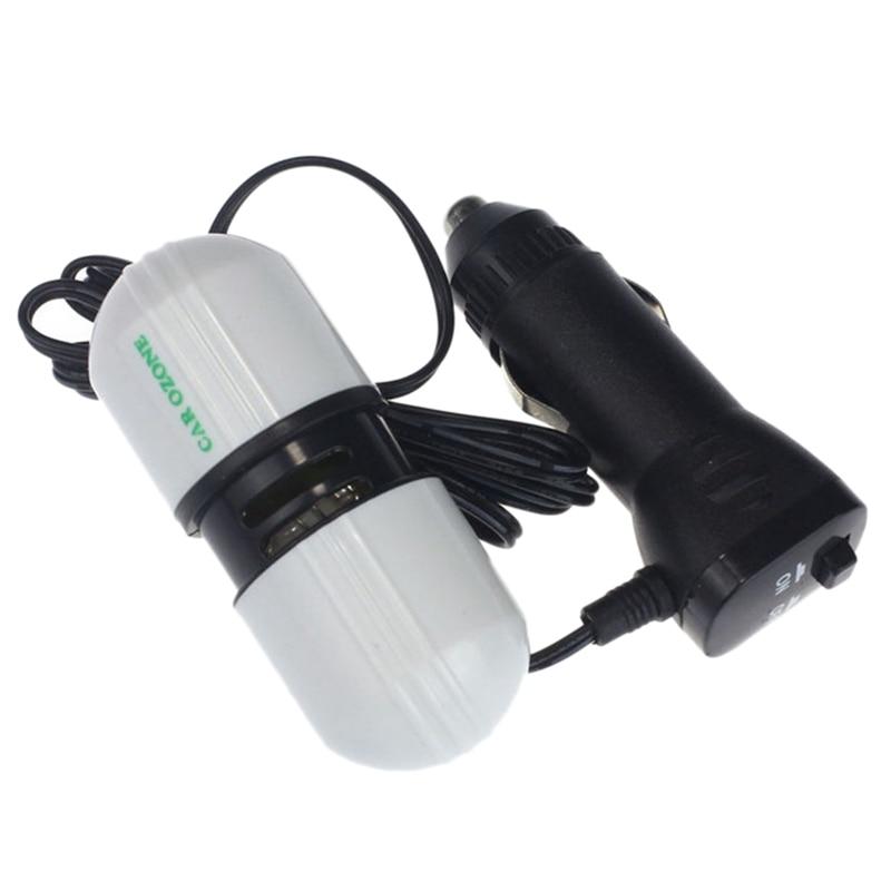 Auto Air Purifier Car-styling ozonator Super Applied Car Ozone Ionizer Generator Vehicle Air purification