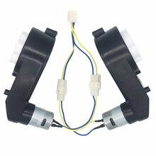 Boîte de vitesses de voiture électrique pour enfants, avec moteur 12V cc, moteur 24V, moteur 550 et 390, pour voiture à distance