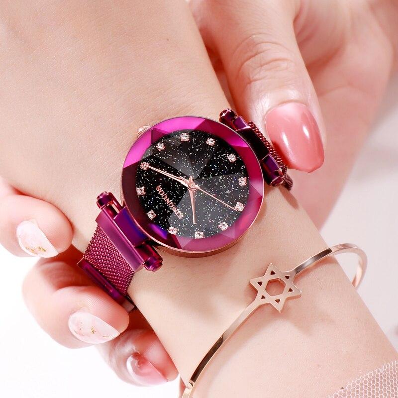 KINGNUOS Small  Bangle Bracelet Luxury Watches Stainless Steel Retro Ladies Quartz Wristwatches Fashion Casual Women Dress Watch enlarge