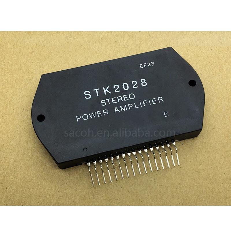 1 шт./лот новый оригинальный STK2028 или STK2022 или STK2024MK2 или STK2025 или STK2026 или STK2029 или STK2030 SIP-16 AF мощный усилитель