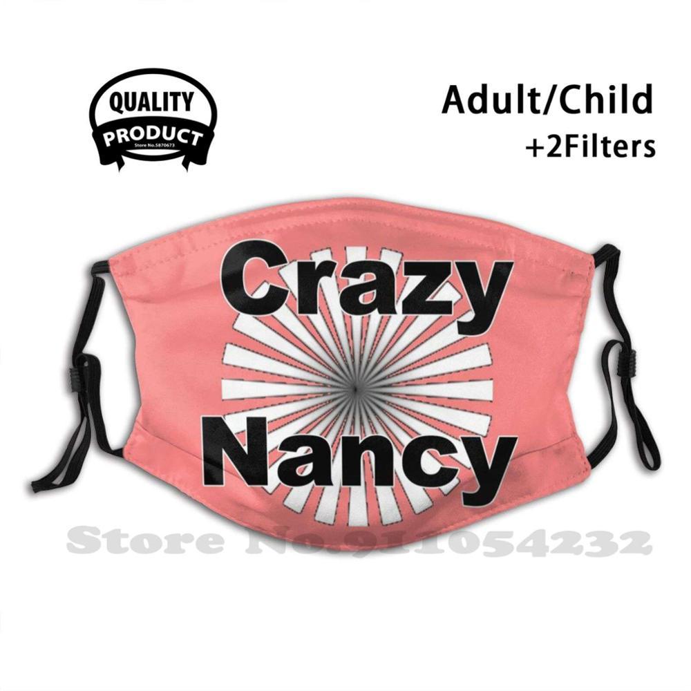 Crazy Nancy Spring Mouth Mask Nancy Crazy Dustin Eleven Lucas Mike Nancy Pelosi Netflix Pelosi Things Trump Demogorgon Hopper