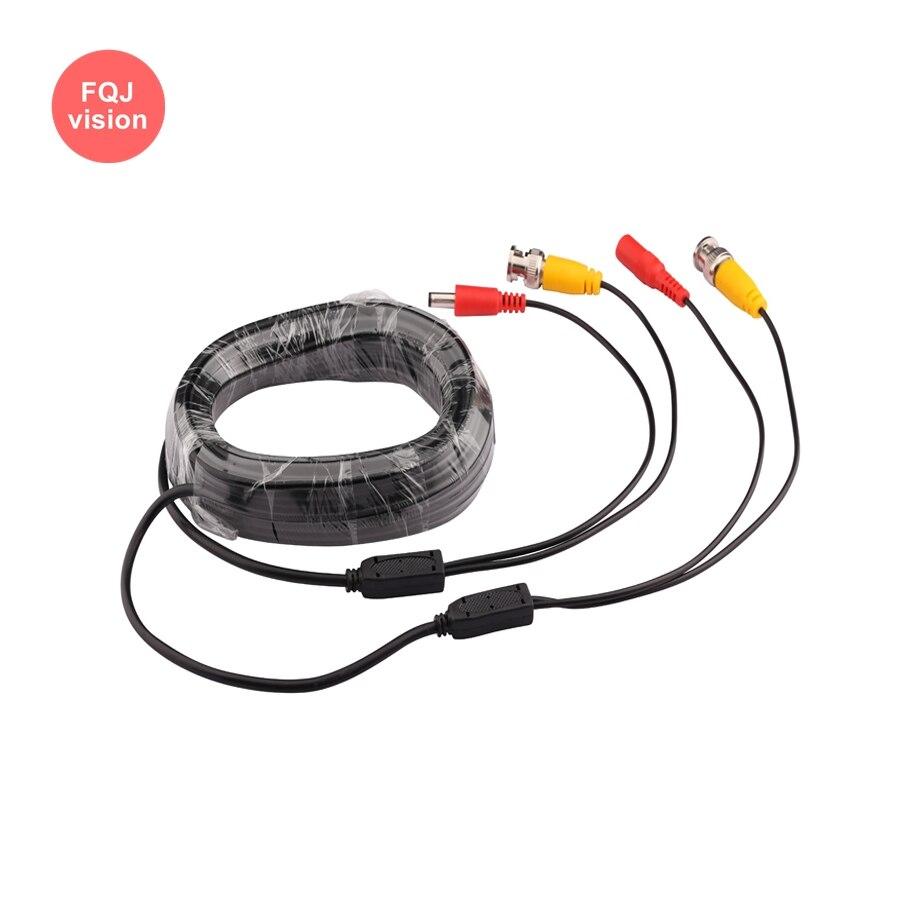 2 шт., видеовыход BNC для аналоговой камеры, источник питания постоянного тока 2 в 1 5 м/10 м/20 м/30 м, черные шнуры для камеры 2 МП, 5 МП, 8 Мп, AHD, TVI, CVI, s
