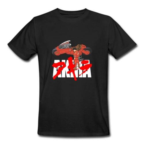 Shotaro Kaneda Akira, camiseta Retro de película de Manga japonesa, talla estadounidense, camiseta de dibujos animados para hombre, nueva camiseta Unisex a la moda, tamaño grande