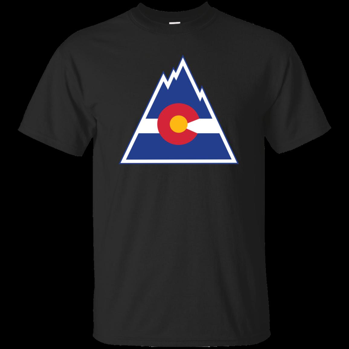 Colorado, Denver, Rockies, Hockey, muerto, Retro, Jersey, logotipo, camiseta Cool Casual pride camiseta hombres Unisex nueva camiseta de moda