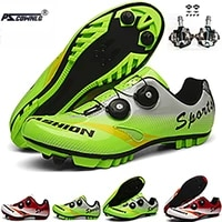 cycling shoes men outdoor professional racing road spd pedal bicycle sneakers sapatilha ciclismos unisex mtb mountain bike shoes