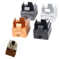 mechanical keyboard keycaps metal switch opener for kailh switches shaft
