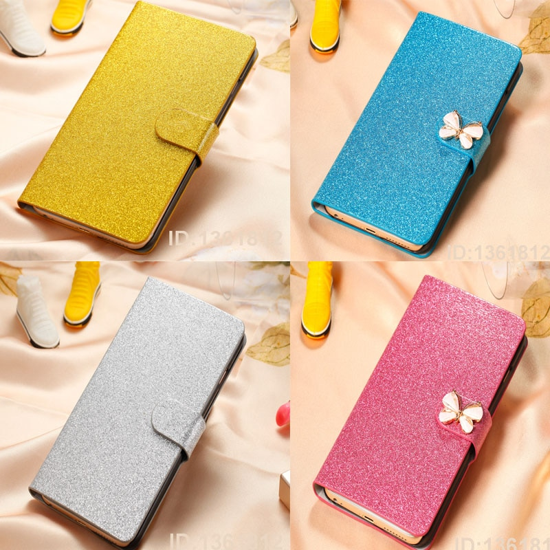 Luxury Case For Vivo Y51A Wallet Shell Capa Book Flip Leather Stand Back Cover Funda Coque For Vivo