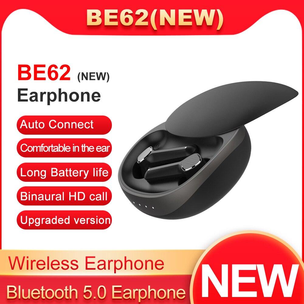 Новинка 2020, BE62 TWS, спортивные шумоподавления, Bluetooth 5,0, беспроводные наушники, мини Tws 3D, высокие стерео наушники для Huawei