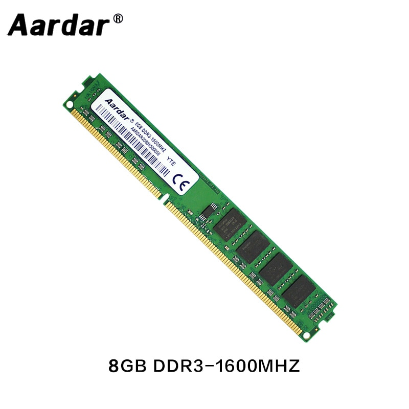 RAM DDR3 8GB 4GB 2GB 1333MHz 1600Mhz Memory Ram 1600 1333 For Intel,AMD Desktop