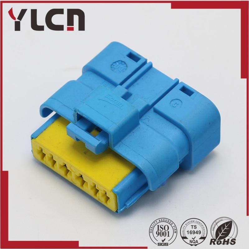 Arnés de cableado de enchufe de válvula de acelerador automático, Conector de...
