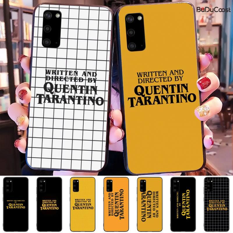 written-directed-quentin-tarantino-phone-case-for-samsung-galaxy-s9-s10-s10e-s6-s7-s8-s9-s9plus-s5-s20