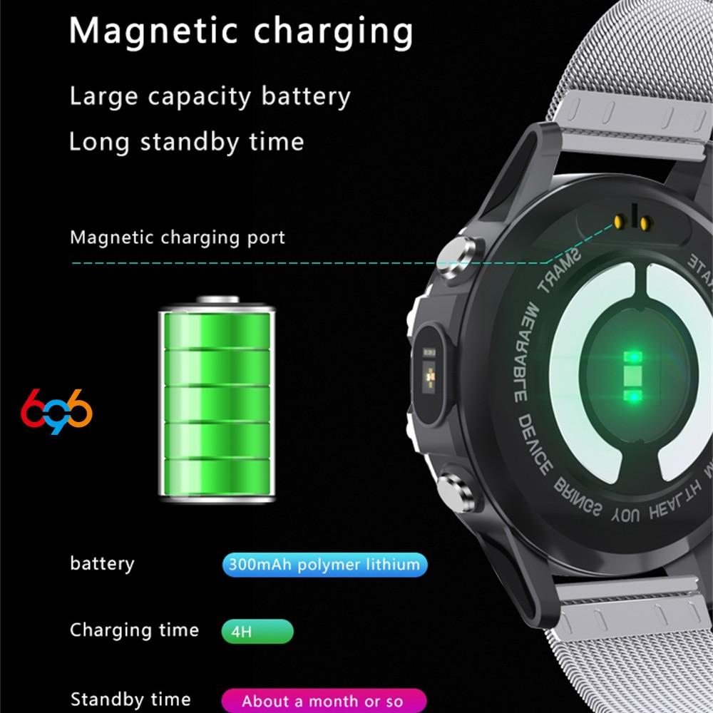 6PCS DT100 Smart Watch