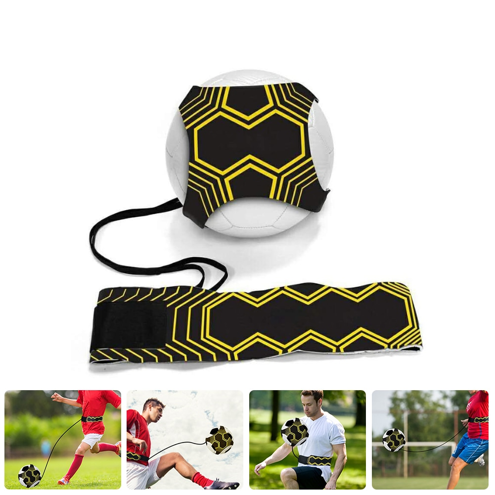 Soccer  Training Belt Youth Football  Training Equipment Solo Soccer Kick Trainer Auxiliary Training Device  Fitness Equipment training