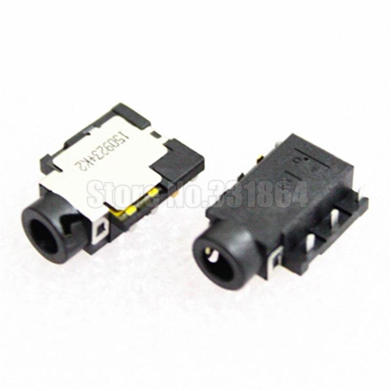 Audio auriculares micrófono Jack Puerto Socket para Dell Latitude E6540 E7240 E7250 E7440 E7450