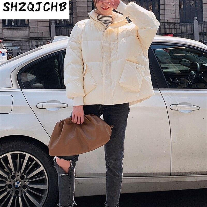 JCHB el 2021 de las mujeres chaqueta Otoño Invierno abajo chaqueta Abrigo...
