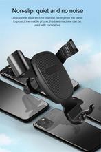 1 pièces Support universel de voiture pour téléphone portable Support de téléphone Mobile Support fixe stable Support gravité détection Auto intérieur accessoires