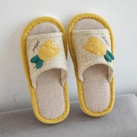 spring autumn indoor non slip four seasons shoes 2021 new children slippers cartoon boys girls baby soft sole slippers cute
