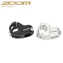 Zoom bisiklet kök yokuş aşağı 30 derece çapraz ülke DH FR XC BMX dağ bisikleti MTB bisiklet 31.8 50MM kısa AM gidon