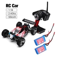 wltoys a959 rc car 118 2 4ghz 4wd off road vehicle 50kmh radio control car crawler toys with 2 battery model rtr toys