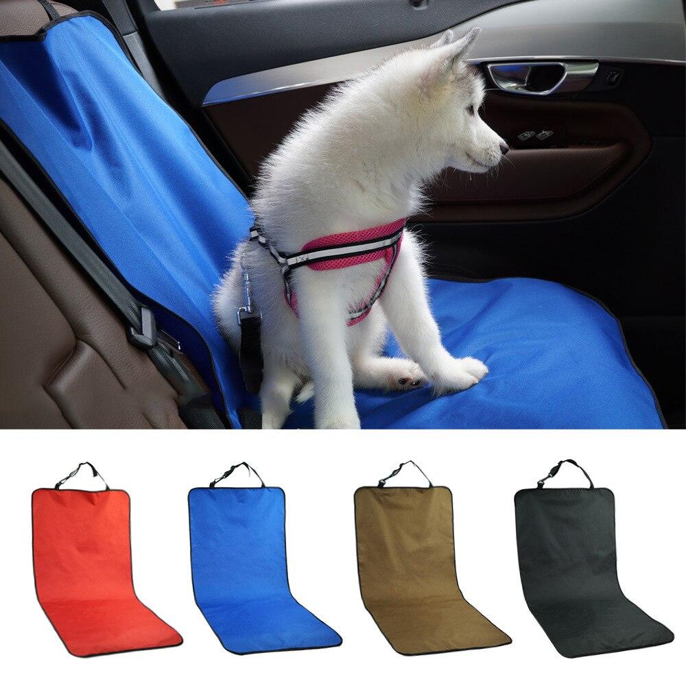 Protector para asiento trasero de auto cubierta impermeable para mascotas decoración y...