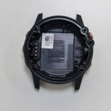 For GARMIN D2 Bravo Back Cover Replacement Back Case Without Battery For D2 Bravo GPS Pilot Watch Ac