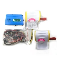 diy arcade fishing game machine parts kit with fishing joystick rocker catcher with button and motherboard with wires cable