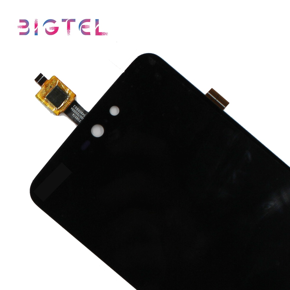 5 Pcs/Lot LCD For Wiko Jam 4G Touch Screen Assembly For Wiko Rainbow Jam 4g LCD Display + Digitizer touch Screen Assembly enlarge