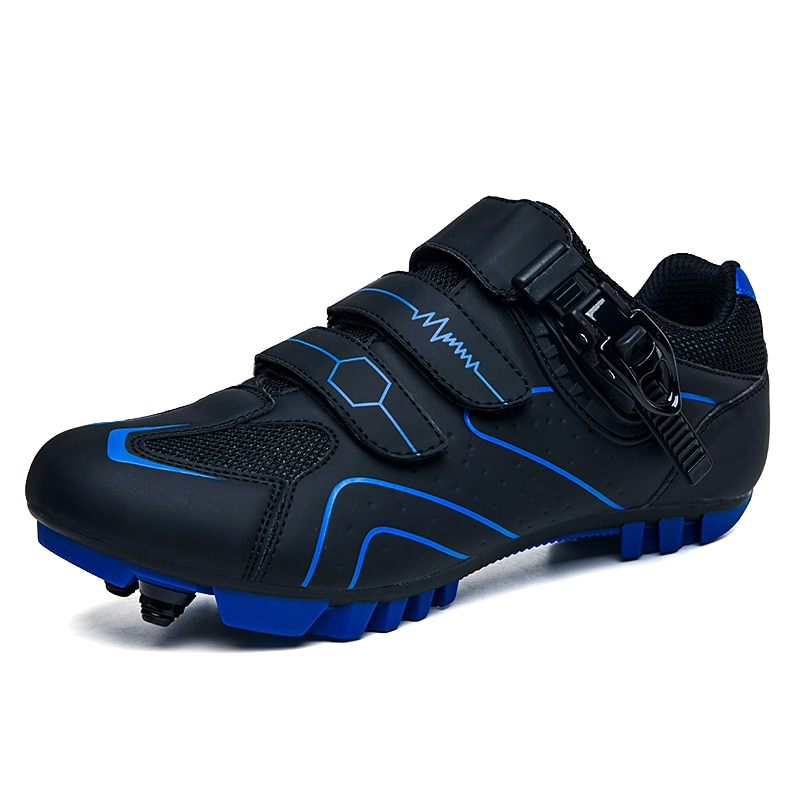New Men Cycling Shoes Professional MTB Male Shoes Self-Locking Mountain Bike Shoes Road Bicycle Racing Sapatilha Ciclismo