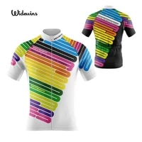 widewins summer team cycling pro jersey mtb uniform mountain bike clothing quick dry bicycle clothes short maillot ciclismo team